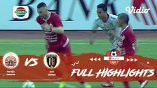 Berita video highlights Shopee Liga 1 2019 antara Persija Jakarta melawan Bali United yang berakhir dengan skor 0-1, Kamis (19/9/2019).
