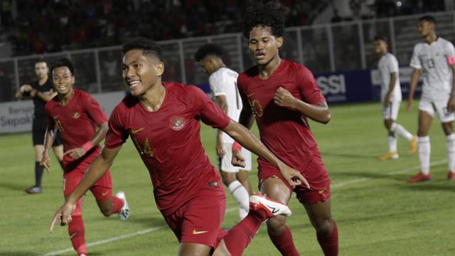 Timnas Indonesia U-19 Vs Timor Leste