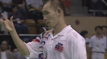Berita Video Flashback Bulutangkis, Ganda Putra Legendaris Rexy Mainaky / Ricky Subagja Menang di Final Thomas Cup 1998