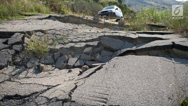 Korban hingga Kerusakan Akibat Gempa Lombok Jadi Sorotan Media Asing