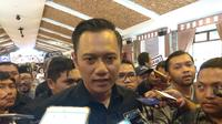 Agus Harimurti Yudhoyo (AHY). (Liputan6.com/Achmad Sudarno)