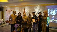 Wali Kota Surabaya Tri Rismaharini di forum Inspiration Day yang diselenggarakan KBRI Ankara. (Dokumentasi KBRI Ankara)