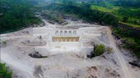 Sabo Dam Kali Woro (Dok Kementerian PUPR)