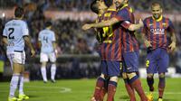 Barcelona Vs Celta Vigo (MIGUEL RIOPA / AFP)