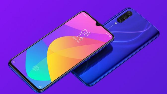 Xiaomi akhirnya merilis CC9 di Tiongkok (kredit: GSM Arena)