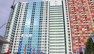 Sapphire Tower, Sentra Timur Residence, merupakan bagian dari 5 tower tahap 2 yang terdiri dari 2.032 unit apartemen dan kios.