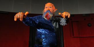 Indro Warkop akan kembali menyapa penggemarnya dengan film komedi berjudul Gila Lu Ndro! (Deki Prayoga/Bintang.com)