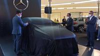 2 mobil baru Mercedes-Benz resmi dirilis di Indonesia (Fahmi/Liputan6)