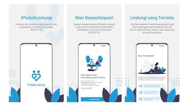 Aplikasi PeduliLindungi Sudah Ada di Play Store, Yuk Instal untuk Cegah Covid-19 - Tekno Liputan6.com