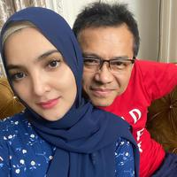Akhirnya masalahpun dapat terselesaikan, hingga akhirnya mereka melanjutkan prosesi pernikahan dan sekarang Anang dan Ashanty hidup harmonis bersama anak-anak mereka. (Instagram/ashanty_ash)
