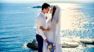 Ilustrasi Pernikahan, Pasangan