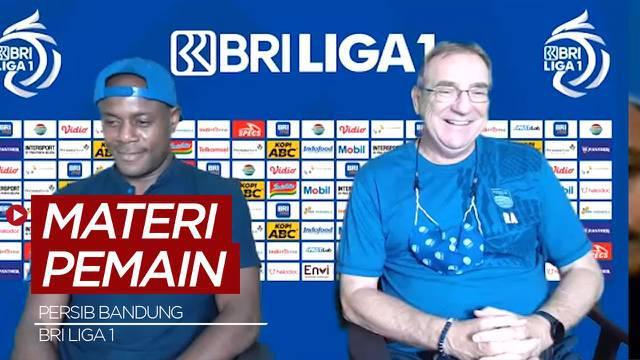 Berita Video, Robert Alberts Akui Persib Bandung Punya Materi Pemain Bagus Jelang Laga Kontra Barito Putera di BRI Liga 1