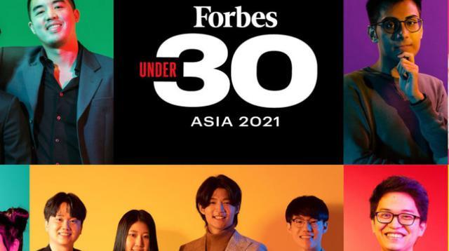 Forbes merilis daftar 30 pebisnis muda di bawah usia 30 tahun