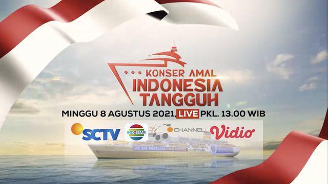 Berita video jangan lewatkan Konser Amal Indonesia Tangguh bersama para atlet yang berjuang di Olimpiade Tokyo 2020 pada Minggu, 8 Agustus 2021 pukul 12.00 WIB!
