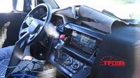 Model terbaru dari Land Rover tengah dikembangkan. Interior menjadi salah satu bagian yang banyak berubah.  (tflcar)