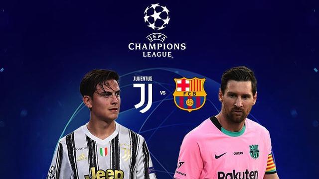 Prediksi Liga Champions Juventus Vs Barcelona Jaminan Panas Dan Sengit Dunia Bola Com