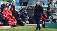 Pelatih Inter Milan, Luciano Spalletti. (AFP/Miguel Medina)