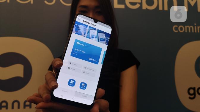 Samsung Pay. Liputan6.com/Agustinus Mario Damar