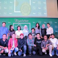 Syukuran progam Ramadan di SCTV. (Adrian Putra/Bintang.com)