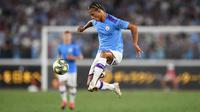 5. Leroy Sane (Manchester City) - Rating lari 95 di FIFA 20. (AFP/Charly Triballeau)