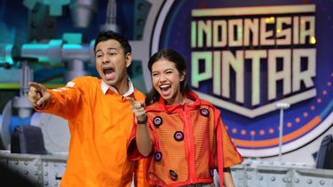 [Fimela] Indonesia Pintar -Raffi Ahmad dan Yuki Kato
