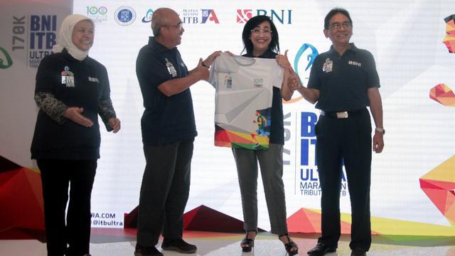Bni Itb Ultra Marathon 01 Pt Bank Negara Indonesia Persero Tbk Institut Teknologi Bandung