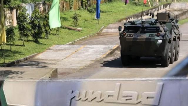 Tim Liputan6.com menjajal Panser Anoa, kendaraan tempur kebanggaan bangsa Indonesia.
