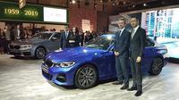 BMW Seri 3 G20 meluncur di GIIAS 2019. (Septian / Liputan6.com)
