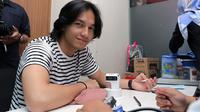 Jefri Nichol. (Deki Prayoga/bintang.com)
