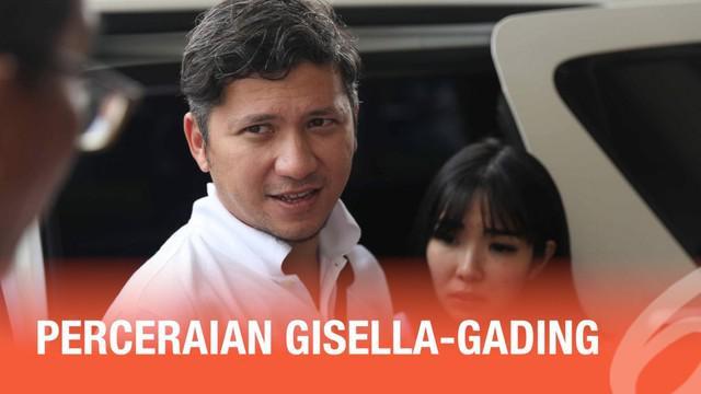 Dalam sidang yang digelar di Pengadilan Negeri Jakarta Selatan, teka-teki penyebab kandasnya rumah tangga Gisella Anastasia dan Gading Marten pun akhirnya terungkap.