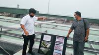 BP Batam menargetkan Pembangunan Instalasi Pengolahan Air Limbah (IPAL) di Sadai Bengkong Batam Selesai 2021. (Ajang/Liputan6.com)