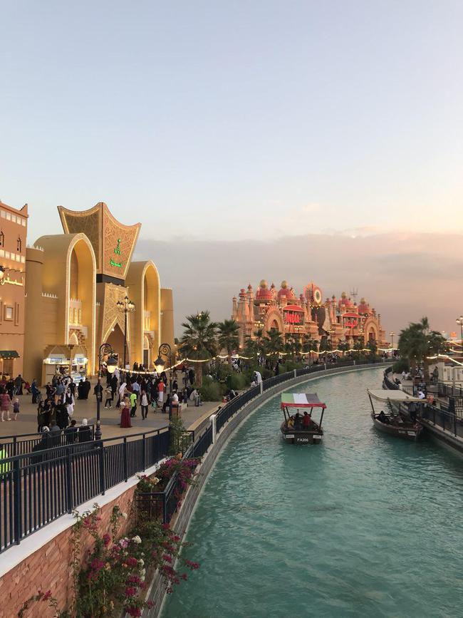 Global Village-Dubai UEA