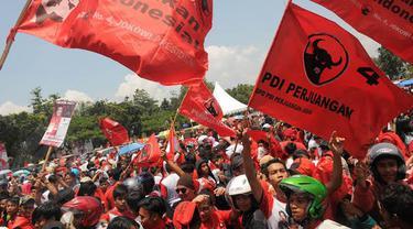 Jokowi Lanjut Kampanye di Cianjur
