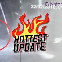 HL Hottest Update Kuntilanak Terekam CCTV