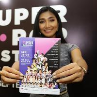 Hadirkan lineup para bintang K-Pop ternama, Super K-Pop Festival Indonesia 2019 jadi incaran fans. (Bambang E Ros/Fimela.com)
