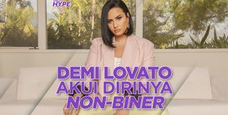 Apa alasan Demi Lovato mengakui dirinya sebagai non-biner? Yuk, kita simak video di atas!