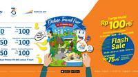 KAI Promo Online Travel Fair (https://www.kai.id/Komarudin/Liputan6.com)
