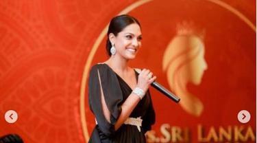 Usai Copot Mahkota Mrs Sri Lanka, Caroline Jurie Lepas Gelar Mrs World Miliknya