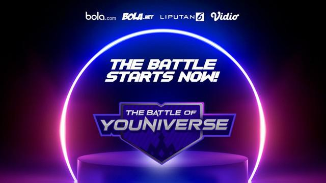 Berita video acara peluncuran The Battle of Youniverse (T-BOY) yang digelar di KLY Office pada Jumat (7/12/2018).