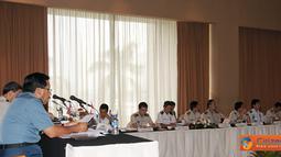 Citizen6, Jakarta: Delegasi Singapura dipimpin oleh Chief of Defence Forces Singapore Armed Forces (CDF SAF) LG Neo Kian Hongorang. (Pengirim: Badarudin Bakri)