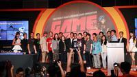 Antrian dari acara tersebut telah dimulai sejak malam sebelumnya, dengan para pengunjung yang langsung memadati stan-stan PlayStation.