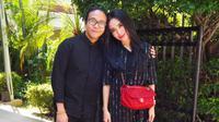 Dea Ananda dan Ariel kerap mengunggah foto kebersamaannya di akun Instagram pribadinya. (Foto: instagram.com/dea_ananda)