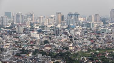 20160608-Wajah Kepadatan Penduduk Ibu Kota yang Carut Marut-Jakarta