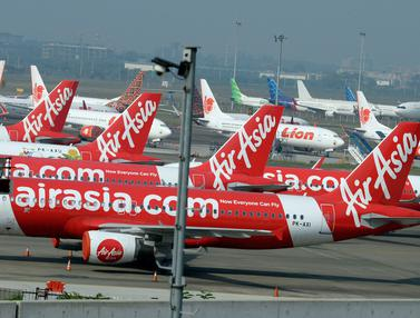 Pergerakan Penumpang dan Pesawat di Bandara Soetta Mulai Naik