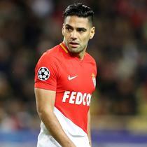 3. Radamel Falcao (AS Monaco) - 16 Gol (3 Penalti). (AFP/Valery Hache)