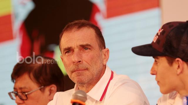 Motogp Mantan Bos Honda Ogah Tua Di Paddock Bola Liputan6com