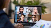Selama Social Distancing pilihlah platform video conference yang memiliki sistem keamanan berlapis.