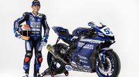 Pembalap Indonesia, Galang Hendra mentas di WorldSSP atau Kejuaraan Dunia Balap Motor Supersport. (Yamaha Indonesia)
