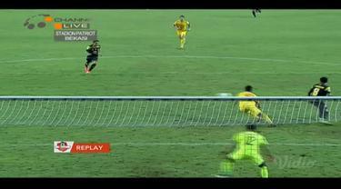 Berita video highlights Shopee Liga 1 2019 antara Bhayangkara FC melawan Barito Putera yang berakhir dengan skor 4-2, Selasa (28/5/2019).