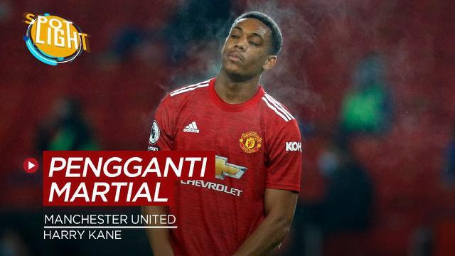 Berita video spotlight tentang empat pemain yang bisa menjadi pengganti Anthony Martial di Manchester United.